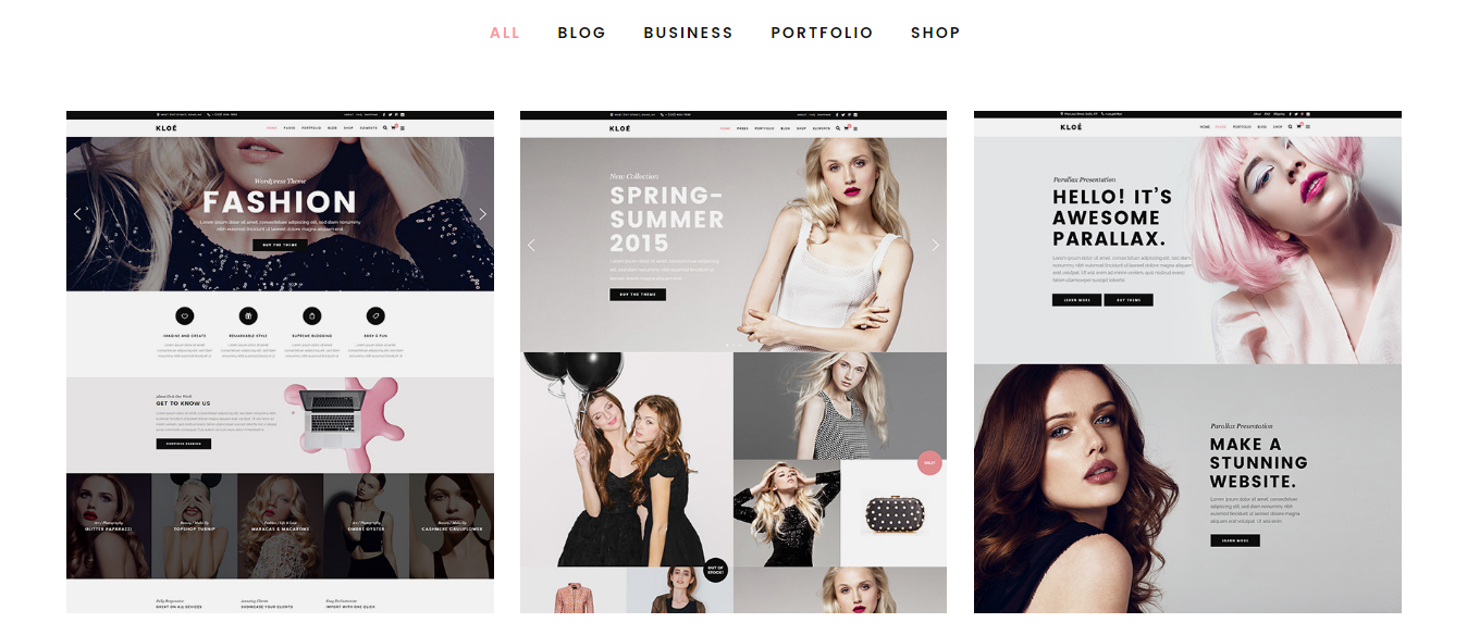 11 Best Fashion Wordpress Theme Corpthemes