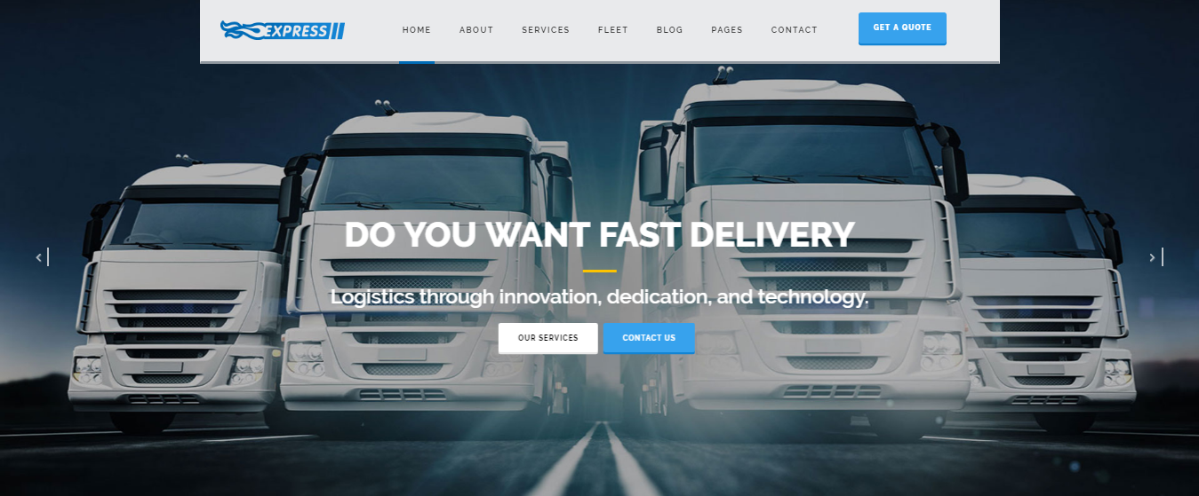 express logistic theme wordpress - medical wordpress theme - health wordpress theme