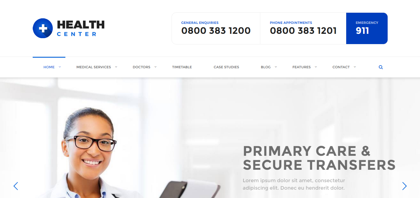 health medical center theme - theme for agency - theme for business- theme wordpress - theme for mecdical - theme for healthy - theme for hospital - theme for cilinic - theme for care