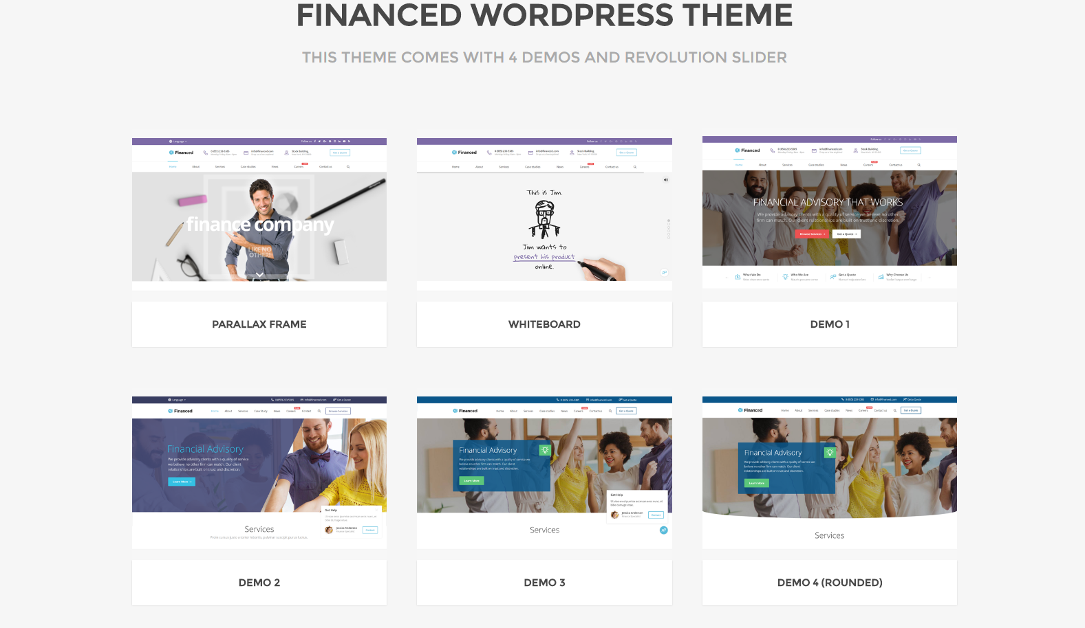 finanal theme wordpress - finance wordpress theme - marketing wordpress theme - wordpress theme